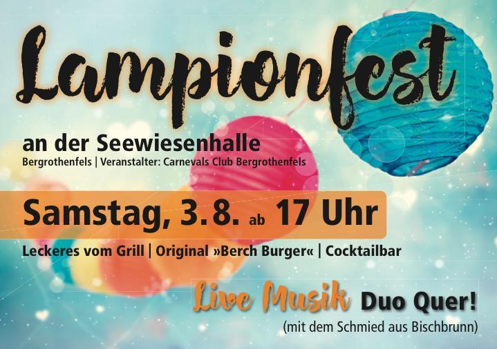 Lampionfest @ An der Seewiesenhalle